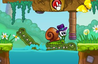 game snail bob 5