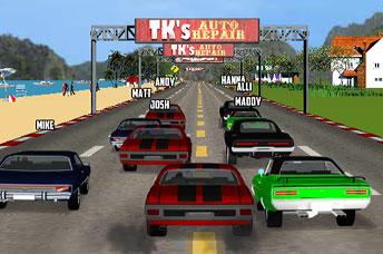 Muscle Cars A Game By Pete Baron And Turbonuke Bigdino Com