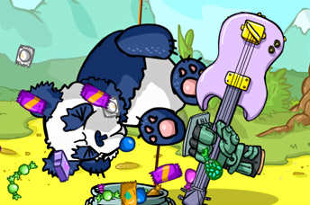 Play Pinata Hunter 3, a free online game on Kongregate