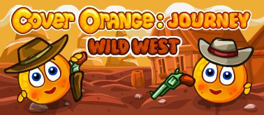 Cover Orange: Wild West