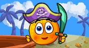 Cover Orange Journey. Pirates