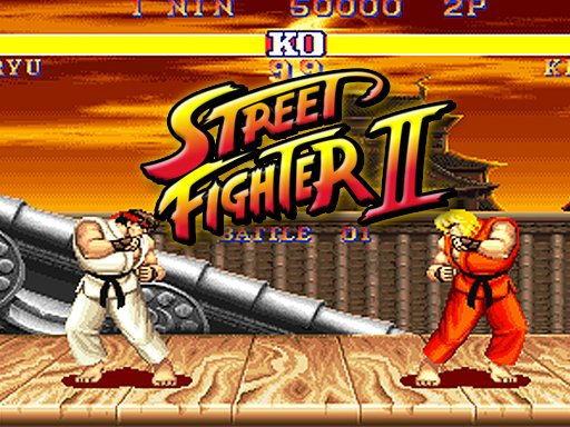 Street Fighter 2: Endless