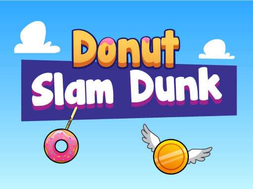 Donut Slam Dunk